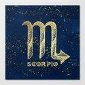 Scorpio Zodiac Sign by naturemagick