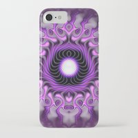 third eye iPhone & iPod Cases featuring Third Eye by Keila Neokow