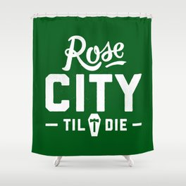 RCTID  Shower Curtain