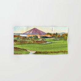 Montauk Downs State Park Golf Course New York Hand & Bath Towel