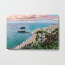 View from the Mount Metal Print