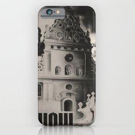 Lwow Affiche iPhone Case