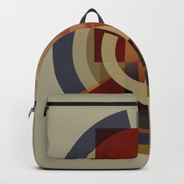 Deco Gherkin (Square) Backpack
