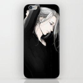 yuri on nice iPhone Skin