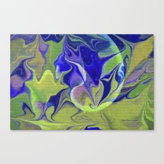Brick Abstract Canvas Print