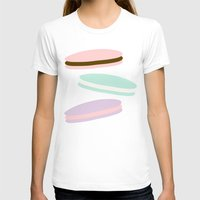 macaroon T-shirts featuring MACAROON LOVELINESS!  by Melody Joy Designs