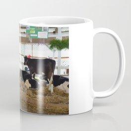Black and white cow 2 Coffee Mug