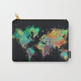 world map 107 #worldmap #map Carry-All Pouch