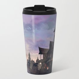The Outskirts: Ball is Life Travel Mug