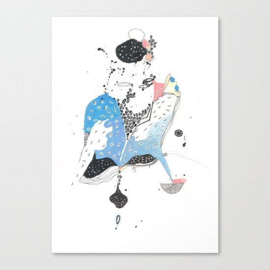 The Beginning Canvas Print