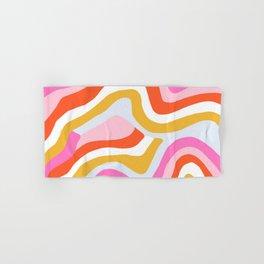 catalina, sailing waves Hand & Bath Towel