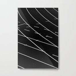 Racetrack Metal Print