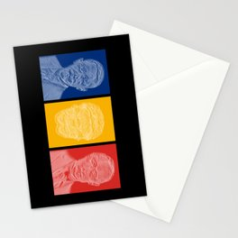 Snowden Triptych Stationery Cards