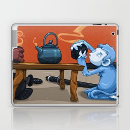 Tea for Two Laptop & iPad Skin