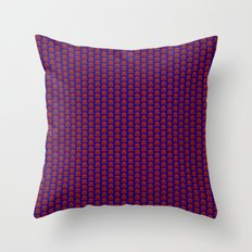 Mustached Octopi Throw Pillow