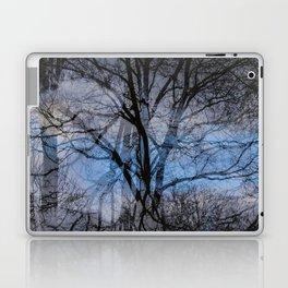 Abstract tress Laptop & iPad Skin