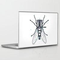 deadmau5 Laptop & iPad Skins featuring Cartridgebug by Sitchko Igor