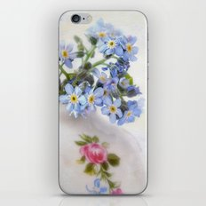 spring flower iPhone & iPod Skin
