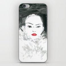 Beauty #1 iPhone & iPod Skin