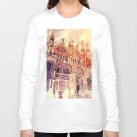 takmaj Long Sleeve T-shirts featuring Venezia by takmaj
