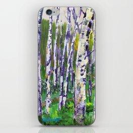 Modern Woods iPhone Skin