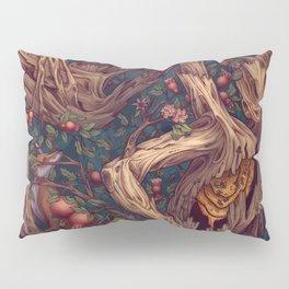 Tree People Pillow Sham