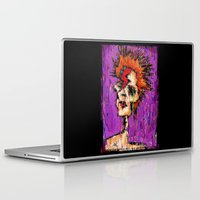 aladdin Laptop & iPad Skins featuring Aladdin Sane by brett66