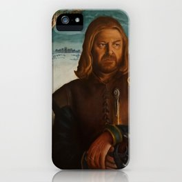 Ned iPhone Case