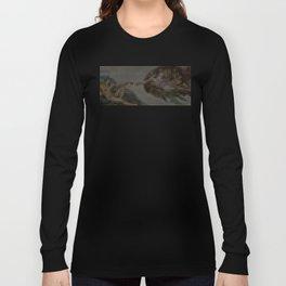 Adam's creation Long Sleeve T-shirt