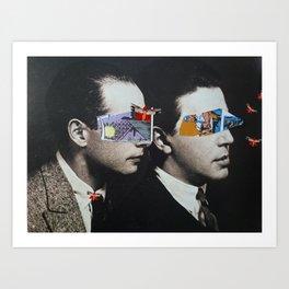 Super Disco Breakin` Art Print