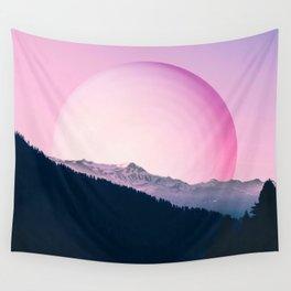Taffy Sunset Wall Tapestry
