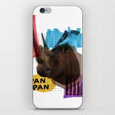 Rhinocéros iPhone & iPod Skin