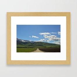 Landscap 8072 Framed Art Print