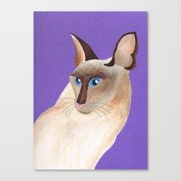 Gracie Canvas Print