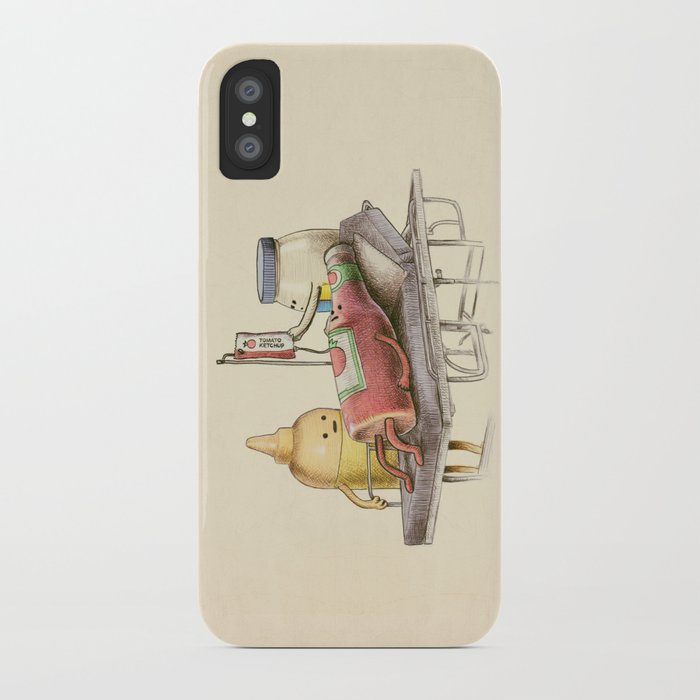 Emergency Transfusion  iPhone Case