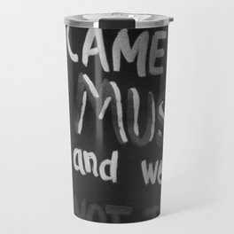 women's march philly Travel Mug