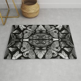 Moth Formations Rug