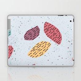 Geometrically Shaped Stones Laptop & iPad Skin