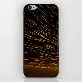 metalworking iron radio weld metal iPhone Skin
