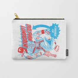 A Juicebox for Dolphin Lundgren Carry-All Pouch