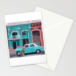 Hugo the Hutia in Havana Stationery Cards