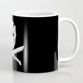 Jason mask Coffee Mug