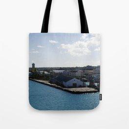Bahamas Cruise Series 92 Tote Bag
