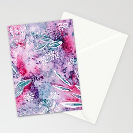 Dreams of spring Stationery Cards