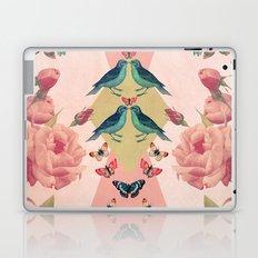 Love Birds (pink edition) Laptop & iPad Skin