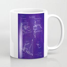 Camera Obscura Patent Coffee Mug