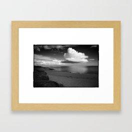 Greystones_035 Framed Art Print