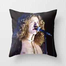 the after life of plumbing Throw Pillow