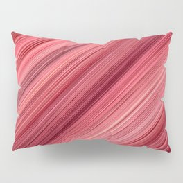 Ambient 33 in Red Pillow Sham