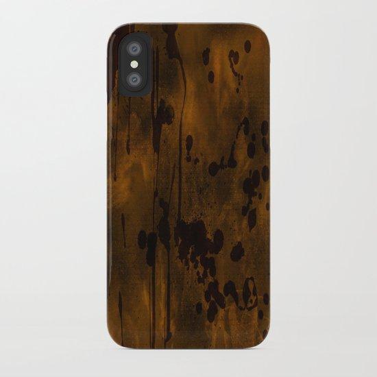 Parchment iPhone Case